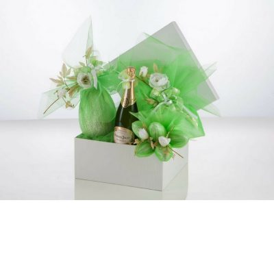 Luxury easter gift box capricci srl luxury easter gift box negle Image collections