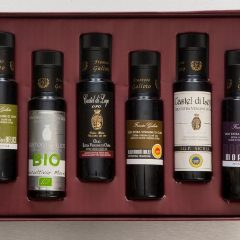 Mini oils from Sicily