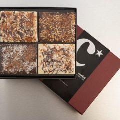 Mini quadri d'autore di cioccolato